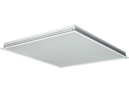 Светодиодные светильники Alumogips 595x595 в гипсокартон