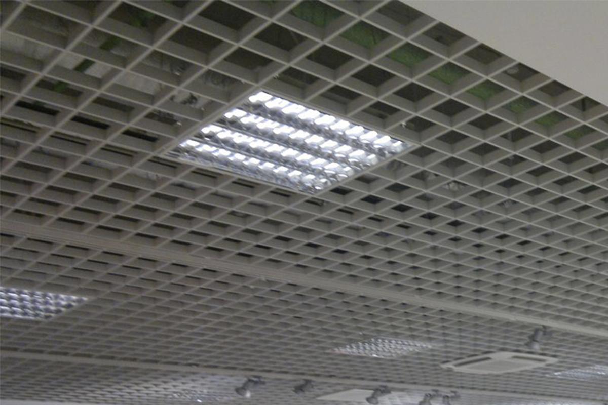 Светодиодные ламповые светильники Грильято