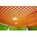 Грильято 100x100 оранжевый RAL-2007 - фото 3