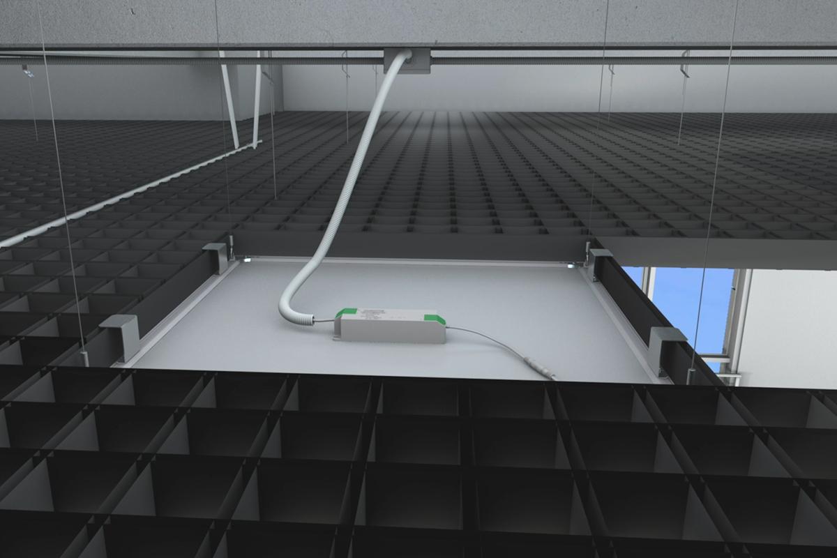 Светодиодная панель KROKUS Грильято
