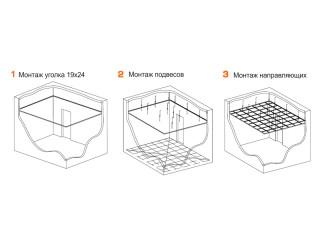 Экономия пространства. Как сохранить потолок максимально высоким?