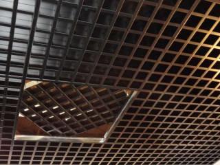 Грильято кассетный, размер ячейки 75х75
