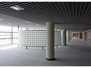 Грильято 150x150 металлик в Офисном центре