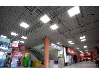200x200 в ТРЦ со панелями LED-PL-CSVT