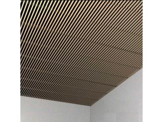 Подвесной потолок грильято жалюзи 300х75