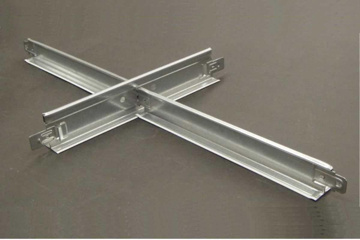 Подвесная система T-24 для потолка Армстронг