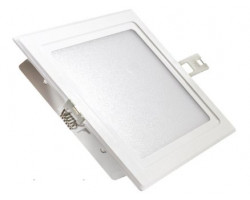 Alumogips 22 OPAL-SAND для потолка Грильято 300x300 IP-40