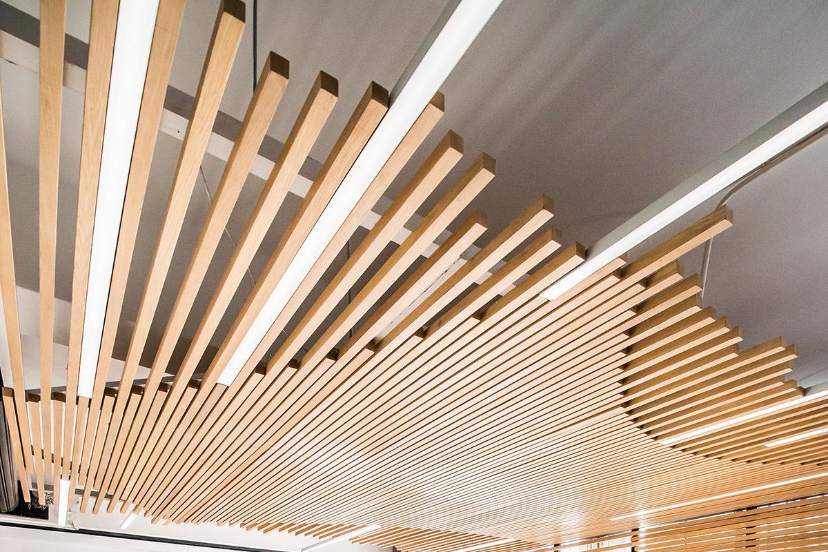 Flora 3040 Светодиодный светильник для реечных кубообразных потолков