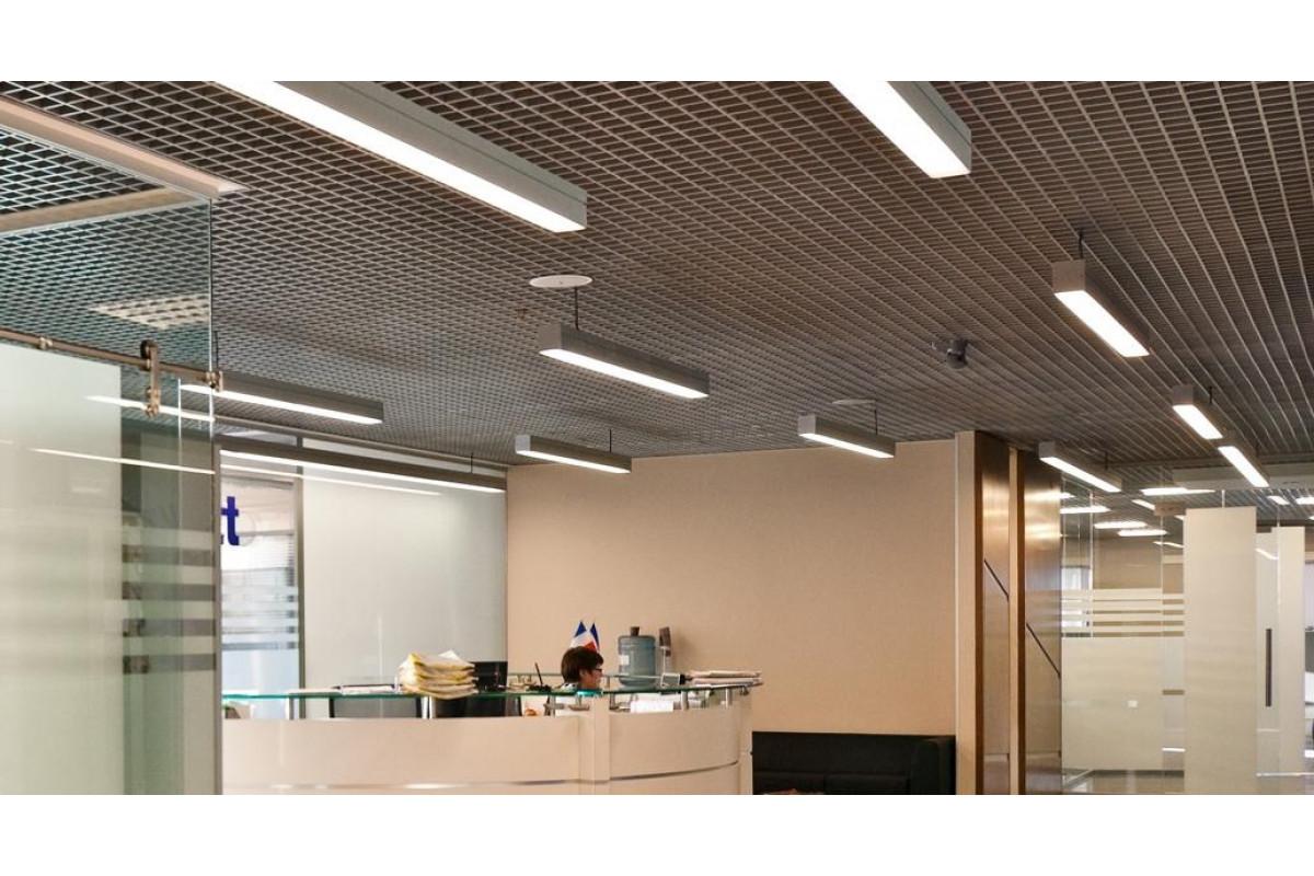 Flora 790 Светодиодный светильник для реечных кубообразных потолков