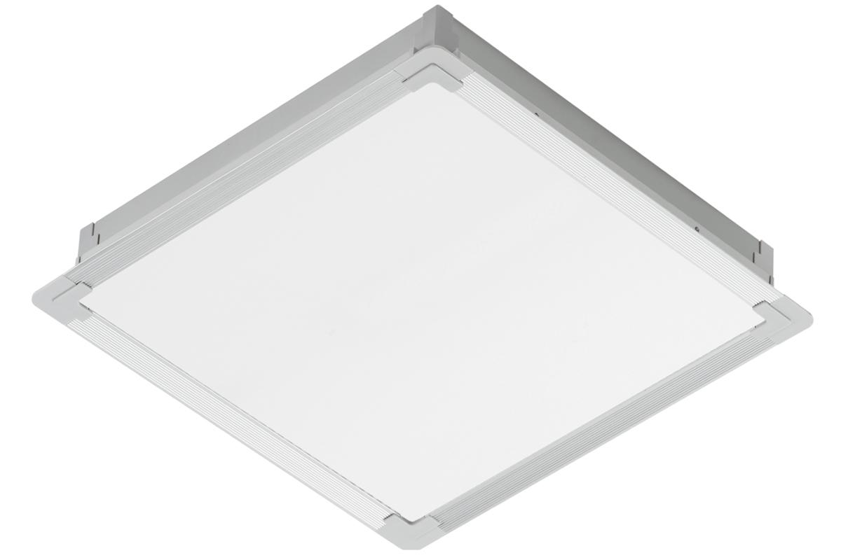 Светодиодные светильники Alumogips 295x295 в гипсокартон