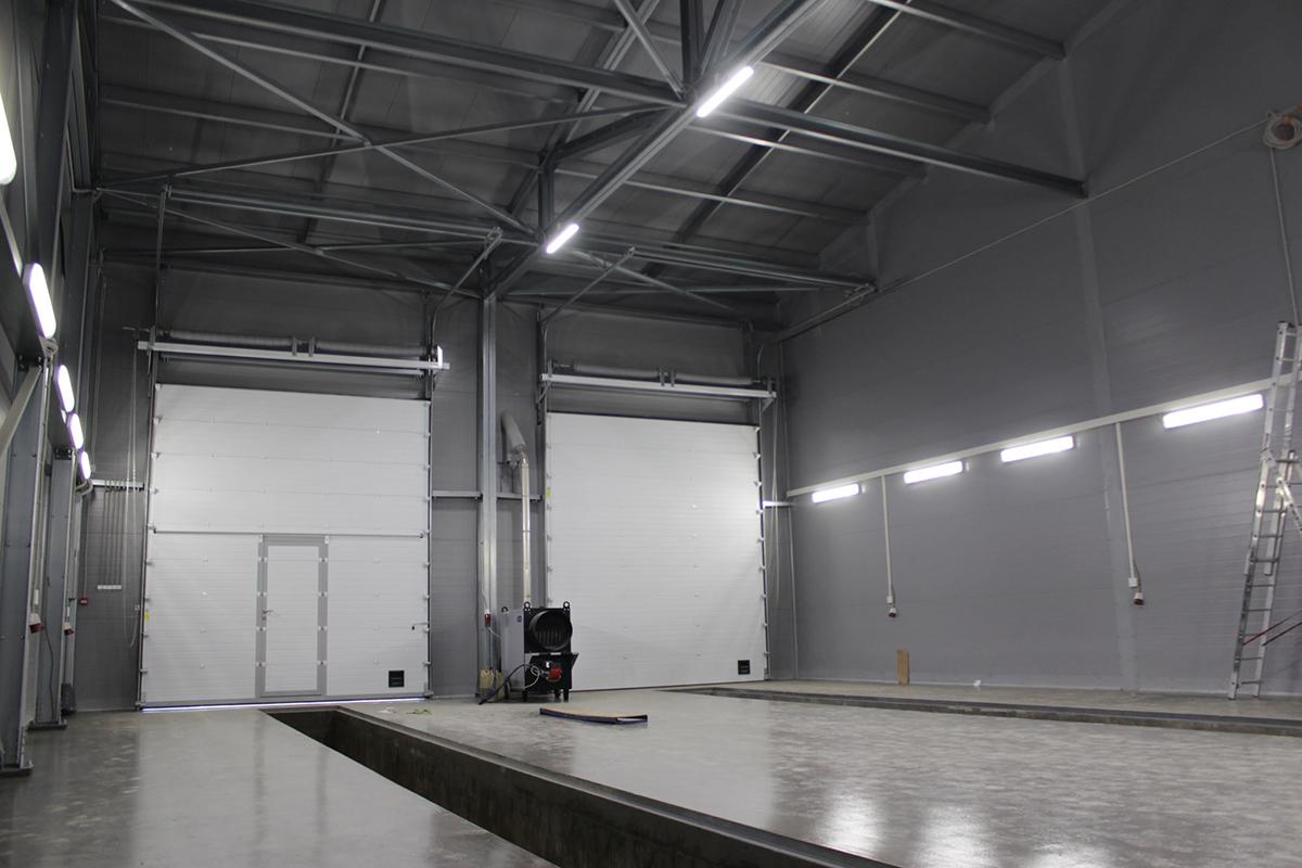 Пыле-влагозащищенные светодиодные светильники IP-65
