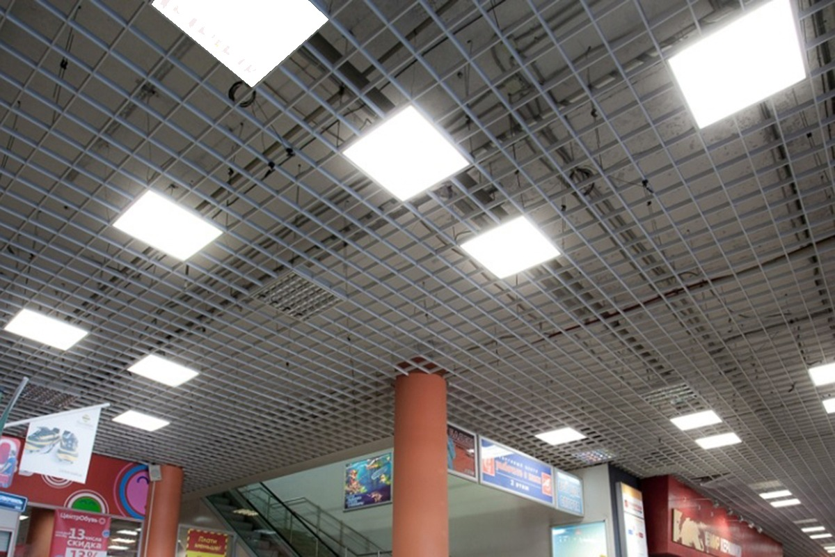 Светодиодные панели PL 595х595