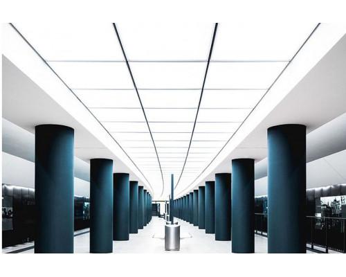 Светопрозрачные потолки